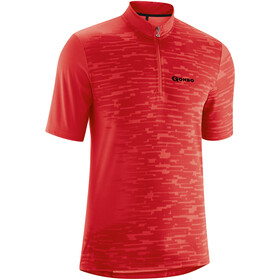 Gonso Hans - Maillot manches courtes Homme - rouge
